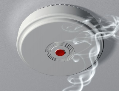 smoke and carbon monoxide detector